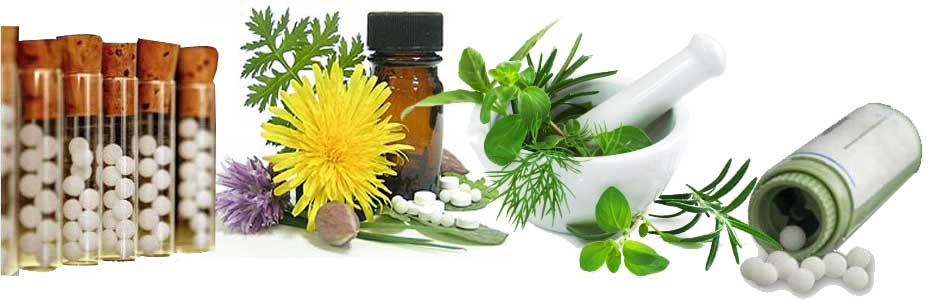 Homeopathic remedies made of plants